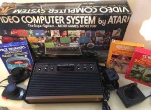 The History of Atari