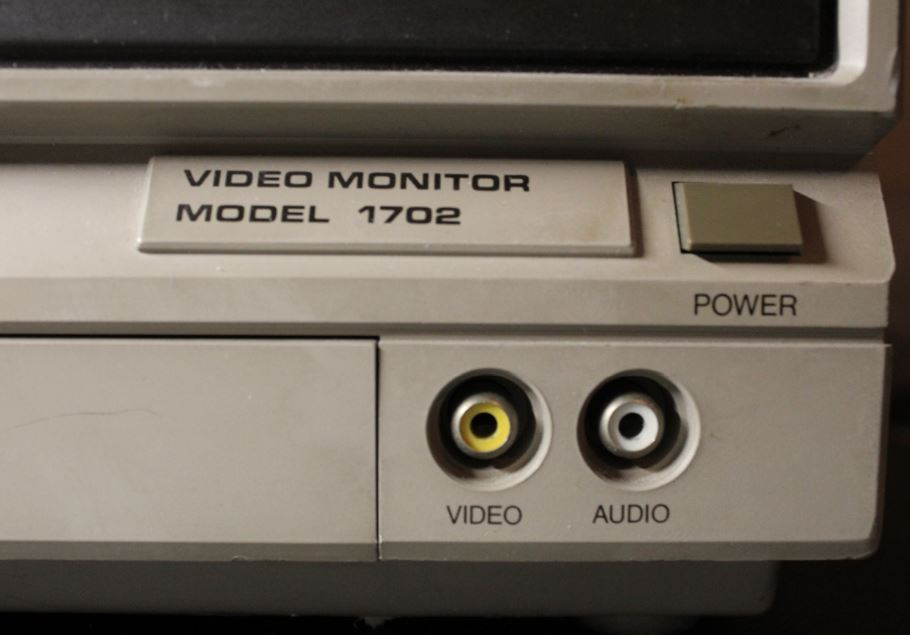 1702 Monitor Front