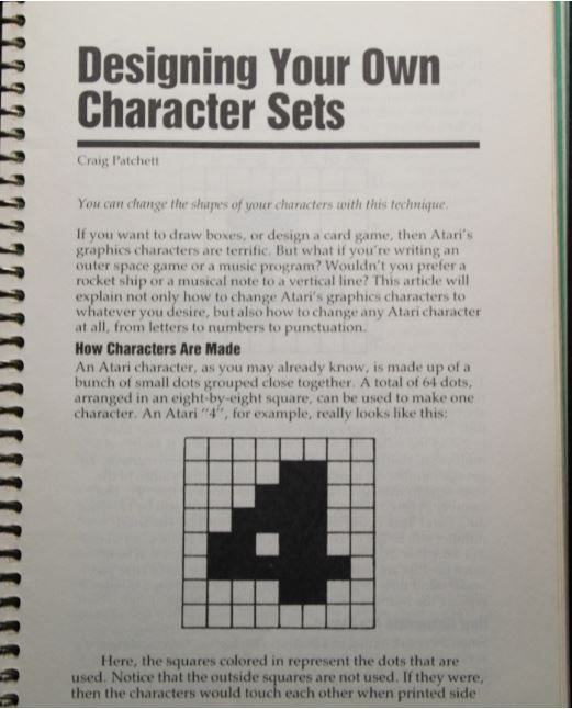 Atari redefined set
