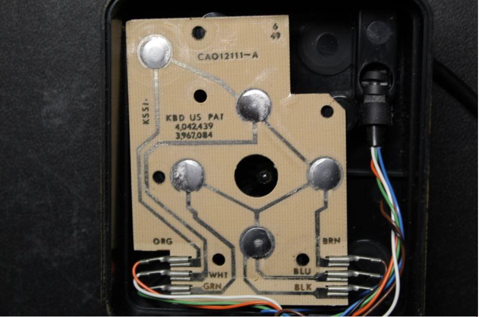 Atari circuit board