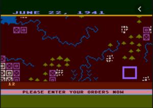 Atari Screen Scrolling