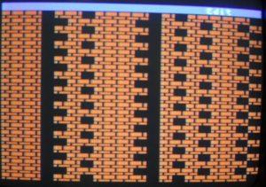 Atari Coarse Scroll Demo