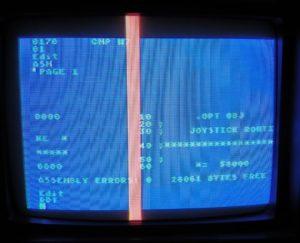 Atari Missiles Graphic